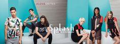 SPLASH Fashion ad campaign  hair and makeup: Jojo Dantespadua  photographer: Tejal Patni