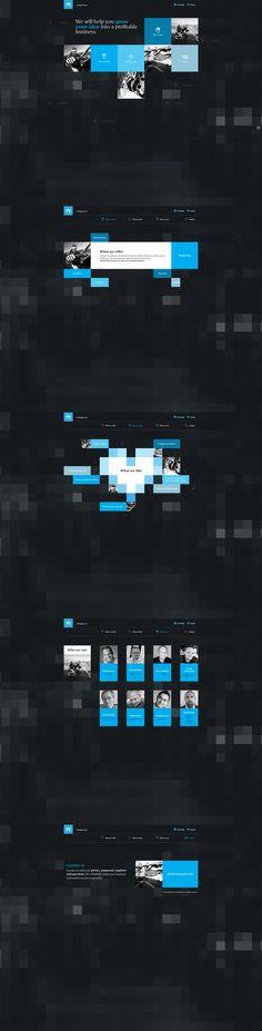 Webdesign http://toopixel.ch repinned by www.BlickeDeeler.de