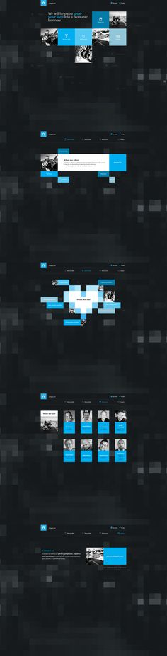 Webdesign http://toopixel.ch repinned by http://www.BlickeDeeler.de more on http://html5themes.org