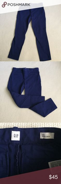 Gap dress pants In excellent condition, worn 1 time for work. These pants are super comfy, they're made out of a more stretchy material GAP Pants