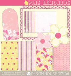 Pink Lemonade Free Kit  By Jen Allyson