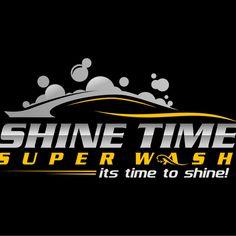 Car Logo Design, Logo Design Template, Car Wash Company, Automotive Logo, Service Logo, Auto Detailing, Car Logos, Diy Car, Shop Logo