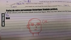 I present to you: my English teacher - Video Humour, Funny Video Memes, Crazy Funny Memes, Funny Relatable Memes, Wtf Funny, Funny Facts, Funny School Jokes, School Humor, Funny Jokes
