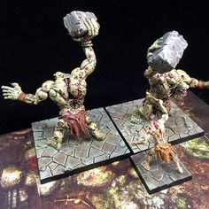 Although I've not been in the workshop the past few months it hasn't stopped a backlog building up of new projects and arrivals. I mentioned Mantic's Dungeon Saga in passing previ…