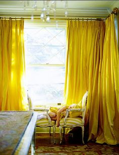 Window Treatments: Solutions for all shapes and sizes - a corner