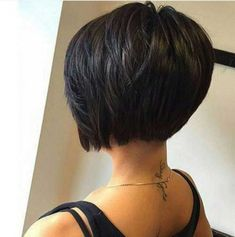 Pretty short bob hairstyle for an amazing looks 001
