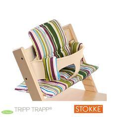 Cojín para #trona Tripp Trapp de #stokke solo 28 € en elparquecillo.com #bebes #tiendaonline