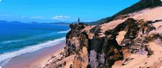 Rainbow Beach, Australia...  Adventure, camping and beautiful sights....