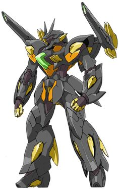 The xvm-dgc Khronos is a heavy assault artillery mobile suit of the Vagan that appears in the Asemu Arc of Mobile Suit Gundam AGE. The unit is piloted by Desil Galette.