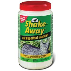 Shake Away Cat Repellent Granules Pest Control (5-Pounds) (Shake Away Cat Repellent Granules, 5-Pounds) (Other)