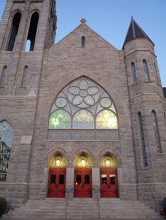 St Mark United Methodist Church - Peachtree Street, Atlanta, GA