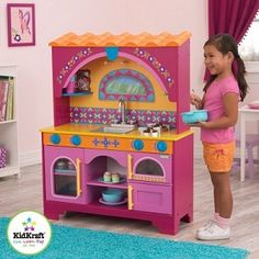 Dora the Explorer Play Kitchen