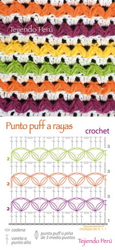 Watch This Video Beauteous Finished Make Crochet Look Like Knitting (the Waistcoat Stitch) Ideas. Amazing Make Crochet Look Like Knitting (the Waistcoat Stitch) Ideas. Puff Stitch Crochet, Crochet Stitches Chart, Crochet Diagram, Afghan Crochet Patterns, Crochet Motif, Crochet Unique, Crochet Simple, Crochet Diy, Double Crochet