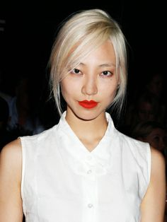 Soo Joo Park Gets Snippy With A Brand New Haircut #Refinery29