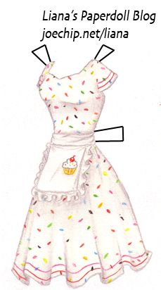 white-sprinkly-retro-cupcake-dress-and-apron-tabbed.png 229×412 pixels