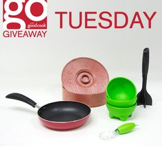 FREE Mexican Cuisine Prize Packs from Good Cook on Tuesday, May 12th! Good Cook #AskGoodCook