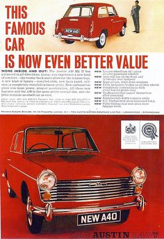 Austin A40 MKII