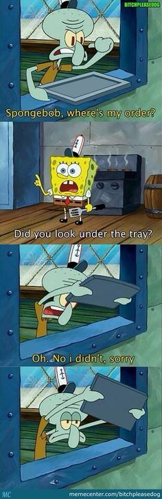 Haha spongebob