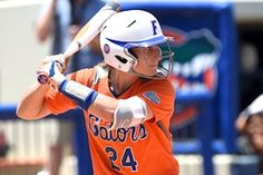 Kirsti Merritt went 2-for-3 with two RBI to help Florida win the NCAA Gainesville Regional