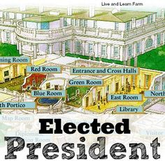 """""""Hello you have been elected president, please come to Washington, DC as soon as possible."""" A 10 year old boy's fictional story about becoming president. 10 Year Old Boy, Live And Learn, Blue Rooms, Reception Rooms, Old Boys, Presidents, Mansions, Learning, House Styles"""