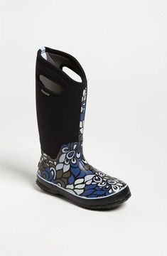 Bogs 'Classic High Vintage' Rain Boot (Women) on shopstyle.co.uk