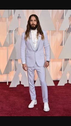 *newzcard Search Result for 'jared leto Oscar Photo, The Hollywood Reporter, Periwinkle, Purple, Jared Leto, Wedding Suits, Red Carpet, Awards, Suit Jacket