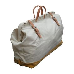 cd6205b9fd2e 97517 - 20 Inch Mason s Tool Bag in Canvas   Top Grain Leather Combination