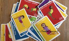 Triloblogger: Baby Yoga 2 - Gioco con le carte Espn, Games, Gaming, Plays, Game, Toys