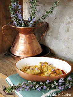 Baccalà alla ceraiola - piatto tipico di Gubbio in occasione della Festa dei Ceri http://www.dueamicheincucina.ifood.it/2015/03/baccala-alla-ceraiola.html