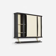 108: Charlotte Perriand / wall-mounted cabinet from l'Unité d'Habitation Air France, Brazzaville < Design, 11 June 2015 < Auctions | Wright