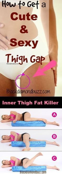 How to Lose Inner Thick Thigh Fat Fast at Home. These fat burning tips will get rid of flabby chunky thigh fat fast and transform your legs and make them skinny and cute! #fitness #fitnessmodel #workout #thigh