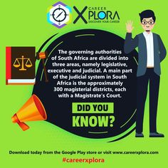 Chat to a live career counsellor about your study options after school today 🤩  Download the CareerXplora App from Google Play Store or chat to us on WhatsApp: 063 704 3030 #careerguidance #careerxplora #careerhelp #law #migistrate #subjectchoices School Today, After School, Career Help, Discover Yourself, Google Play, Did You Know, Law, Study, Studio