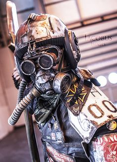 Post Apocalyptic Warrior. | Flickr - Photo Sharing!