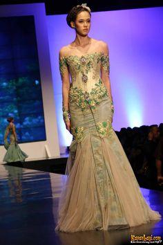 Ferry Sunarto kebaya, The Fascinating Romance, IFW 2012, Plenary Hall Jakarta Convention Center