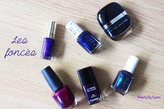 Falling for the Dark Side - Vernis foncés Dark Side, The Darkest, Blog, Lipstick, Beauty, Polish, Lipsticks, Blogging, Beauty Illustration