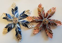 Clothes Pin Wreath, Seashell Painting, General Crafts, Diy Arts And Crafts, Recycled Crafts, Projects To Try, Handmade, Expresso Coffee, Recycled Decor