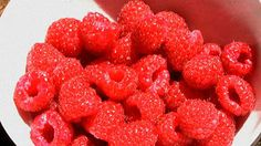 Stock Footage   Zoom in on raspberries   License and download using the VidLib iOS app with over 100.000 Royalty Free Clips