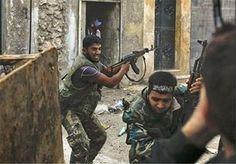 #شاهد  من #دمشق اشتباكات عنيفة  بين الفصائل المقاتلة و قوات النظام في  #جوبر  #أورينت