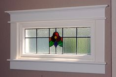 English Antique Stained Glass