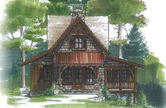 Homes and Cottages Cashiers North Carolina Land for Sale: Chinquapin