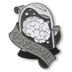 Abby Normal- Young Frankenstein Enamel Pin Lapel Pin flair two ghouls press