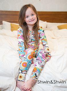 Pajama Rama 2014    Knit Pajamas    Free Pattern    Shwin&Shwin