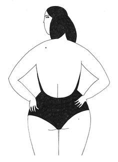 """Sabrina Arnault, """"The Bather"""""""