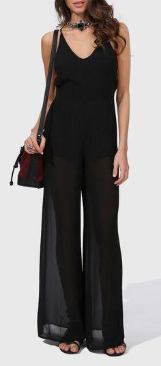 Black Widow Jumpsuit