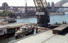Sydney Ferries, View Image, Past, River, Photos, Memories, Memoirs, Past Tense