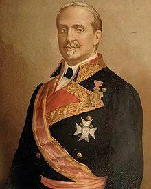 Leopoldo O'Donnell y Jorís[1](Santa Cruz de Tenerife,12 de enerode1809–Biarritz,5 de noviembrede1867) fue unnoble,militarypolíticoespañol,grande de EspañacomoI duque de Tetuán,I conde de LucenayI vizconde de Aliaga. Presidió el Consejo de Ministros, después delbienio progresistadeBaldomero Esparteroen 1856, y también en 1858–1863, y en 1865–1866, durante elreinado de Isabel II.