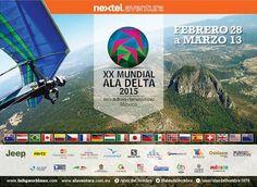 Aventureros del mundo se reúnen en el XX Mundial Ala Delta en #ValleDeBravo #Temascaltepec 28feb-13mar @EdomexTurismo