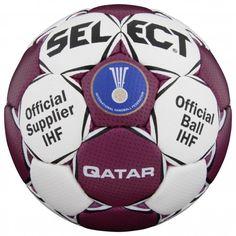 Select Solera Qatar kézilabda több méretben Soccer Ball, The Selection, Sports, Handball, Hs Sports, European Football, European Soccer, Soccer, Sport