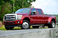 2015 Ford F 450 Super Duty Platinum Front Three Quarter