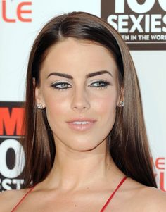straight hair highlights | Jessica Lowndes:Style:Long Straight CutFemale Celebrity Haircuts ...